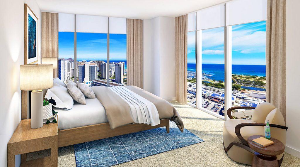 39階の3ベッドルームのイメージ