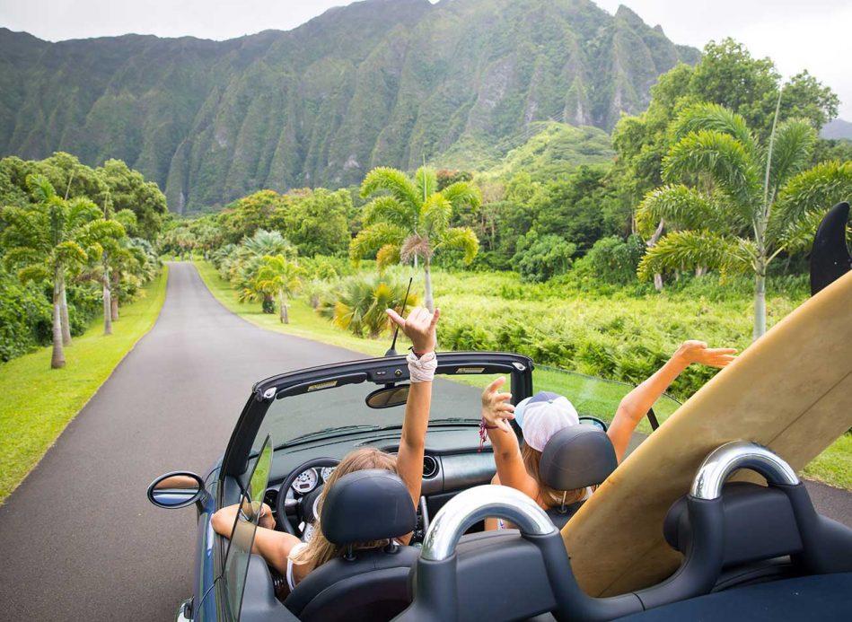 ハワイの運転免許事情
