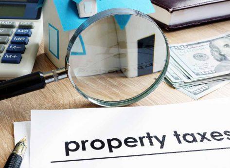 固定資産税の支払い時期です