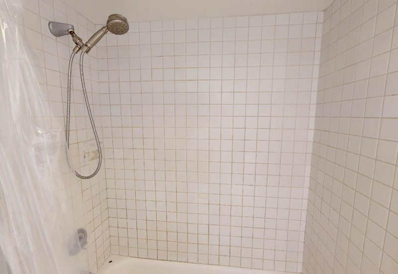 ワイキキ・バニヤン908のバスルーム